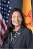Secretary of the Interior Deb Haaland credit: US House of Representatives